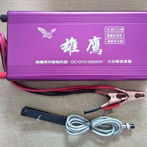 Máy kích cá điện tử 12V - 218000W