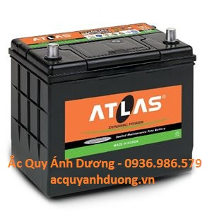 Ắc quy Atlas 54321 12V-45AH (Cọc chìm)