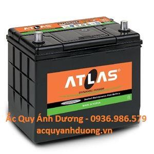 Ắc quy Atlas 55559/55565 12V-55AH (Cọc chìm)