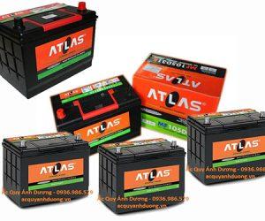 Ắc quy Atlas Hải Phòng chính hãng