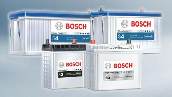 Ắc quy Bosch tại Hải Phòng