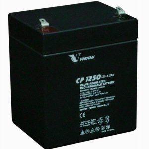 Ắc quy Vison 12V 5AH (CP1250)