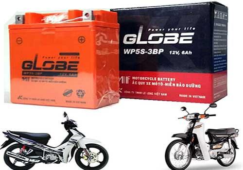 Bán ắc quy xe máy tại Hải Phòng giá rẻ