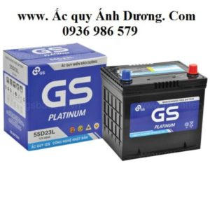 Ắc quy GS 55D20L/R - 60AH