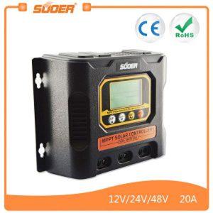 Bộ điều khiển chuyển đổi sạc năng lượng mặt trời SON-MPPT 20A Suoer 20A