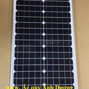 Pin năng lượng mặt trời Mono 30W ESG-30M