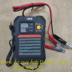 Máy nạp Ắc Quy tự động HANS A01 - 0612 (6V/12V)