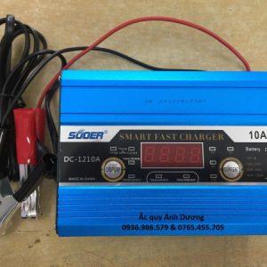 Máy nạp ắc quy tự động SUOER 1210 ( 12Vol 100AH )