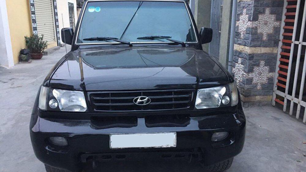 Ắc quy xe Hyundai Galloper Hải Phòng chính hãng
