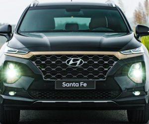 ắc quy xe Hyundai Santafe