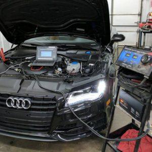 Ắc quy xe Audi Hải Phòng chính hãng