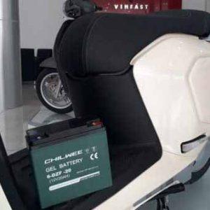 Xe máy điện hoạt động tốt nhờ Ắc quy xe điện Vinfast Hải Phòng