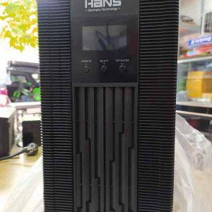 Bộ lưu điện ups Online Hans 3000VA GH11 3KVA