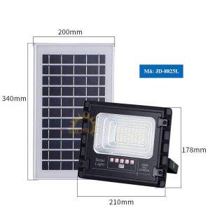 Đèn năng lượng mặt trời Jindian 25W JD-8825L