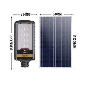 Đèn năng lượng mặt trời Jindian 120 W JD-298