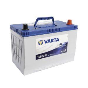 Ắc quy Varta 12V 90AH 105D31L