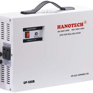 Bộ lưu điện cửa cuốn Hanotech UP 1008