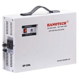 Bộ lưu điện cửa cuốn Hanotech UP 1206