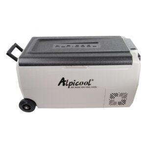 Tủ lạnh Alpicool T50 - 50 lít 2 ngăn lạnh