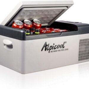 Tủ lạnh Alpicool C15 - 15 lít 1 ngăn lạnh